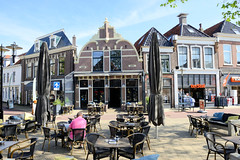 Bolsward ist eine ehemalige Hansestadt der Provinz Friesland in den Niederlanden.