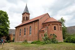 Bilder von  Küsten,  Gemeinde im Landkreis Lüchow-Dannenberg - Metropolregion Hamburg. Friedenskirche - neogotisches Kirchengebäude, errichtet 1865.