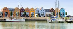 Stavoren ist eine ehemalige Hansestadt der Provinz Friesland am Ufer des IJsselmeers in den Niederlanden.