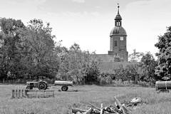 Fotos vom Dorf - Ortsteil Prezier; Gemeinde Lemgow, Landkreis Lüchow-Dannenberg - Metropolregion Hamburg.