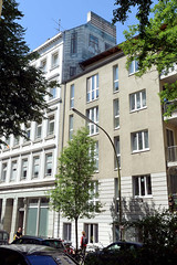 Architekturfotos aus dem Hamburger Stadtteil Eimsbüttel - Bezirk Eimsbüttel;