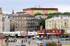 Lublin ist die Hauptstadt der gleichnamigen Woiwodschaft im Osten Polens und liegt rund 160 Kilometer südöstlich der Hauptstadt Warschau.