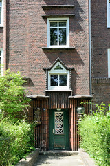 Architekturbilder aus dem Hamburger Stadtteil Eimsbüttel - Bezirk Eimsbüttel;