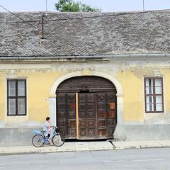 Baja -  Frankenstadt ist eine Stadt mit 37.000 EinwohnerInnen in Südungarn an der Donau und deren Nebenarm Sugovica.