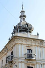 Timisoara, deutsch Temeswar ist eine Stadt im westlichen Rumänien - mit knapp  300 000 EinwohnerInnen ist Timisoara die drittgrößte Stadt von Rumänien.