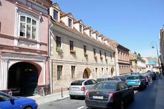 Brasov, Kronstadt ist eine Großstadt in Rumänien mit etwa 250.000 EinwohnerInnen.