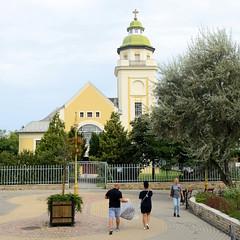 Fotos aus dem Stadtteil Csepel in Budapest - ehem. Industriegebiet der ungarischen Hauptstadt.