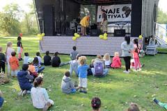 NaJe Festival - Afrika im Rampenlicht; interkulturelles Fest im Elbpark Entenwerder im Hamburger Stadtteil Rothenburgsort.