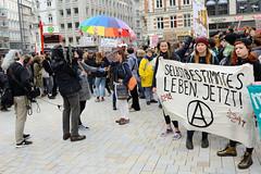 Demonstration Bündnis für sexuelle Selbstbestimmung Hamburg - Bundesweiter Aktionstag, Schwangerschaftsabbruch raus aus dem Strafgesetzbuch!