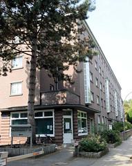 Bilder aus dem Hamburger Stadtteil Dulsberg - Bezirk Hamburg Nord.