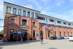 Marienthal ist ein Hamburger Stadtteil im Bezirk Hamburg Wandsbek. Ehemalige Pferdeställe der Husarenkaserne an der Rennbahnstraße, die aufgestockt sind und jetzt gewerblich genutzt werden.