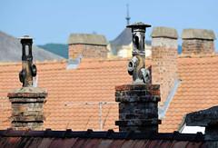 Bilder aus Szentendre - Sankt Andrä, barocke Stadt in Ungarn an der Donau