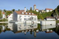 Fotos von Rechtenstein, Gemeinde an der Donau im Bundesland Baden-Württemberg.