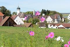 Fotos von der Gemeinde Untermarchtal an der Donau im Bundesland Baden-Württemberg.