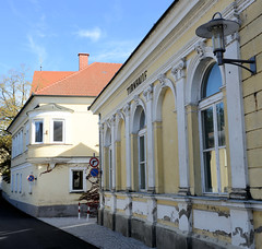 Eferding ist eine Stadtgemeinde im Hausruckviertel in Oberösterreich.
