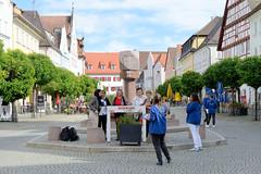 Günzburg ist eine Große Kreisstadt im Regierungsbezirk Schwaben im Bundesland Bayern.