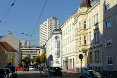Linz ist die Landeshauptstadt von Oberösterreich und liegt an der Donau.