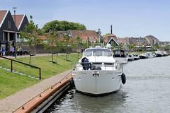 Fotos von der Stadt Harderwijk in den Niederlanden.