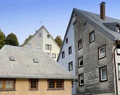 Bilder von der Stadt Furtwangen im Schwarzwald, Baden-Württemberg.