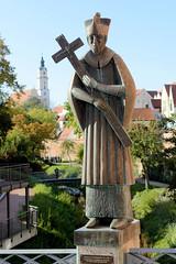 Donauwörth  ist eine Kreisstadt im schwäbischen Landkreis Donau-Ries im Bundesland Bayern.