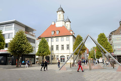 Bilder von der Stadt Tuttlingen im oberen Donautal im Bundesland Baden-Württemberg.