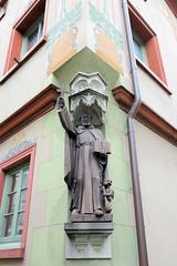 Sigmaringen ist eine Kreisstadt an der oberen Donau in Baden-Württemberg.