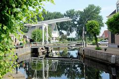 Fotos von der ehemaligen Hansestadt Hasselt in den Niederlanden