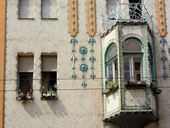 Bilder aus der ungarischen Stadt Szeged - Szegedin