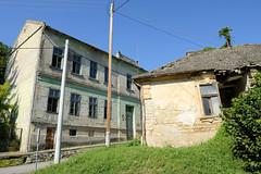 Batina, Ort in Kroatien an der Donau im Dreiländereck Kroatien, Serbien und Ungarn.