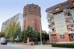 Kolobrzeg - Kolberg, ehemalige Hansestadt an der Ostsee in Westpommern, Polen.