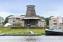 Fotos von der ehemaligen  Hansestadt Ommen in den Niederlanden.