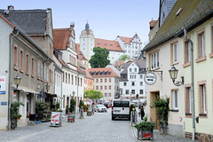 Fotos aus der Stadt Colditz in Sachsen;