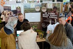 Veggienale - FairGoods,  Messe für pflanzlichen Lebensstil und ökologische Nachhaltigkeit 2019 in der Hansestadt Hamburg.