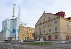 Bilder aus der Stadt Göteburg an der Westküste Schwedens.