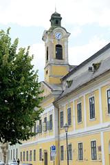 Fotos von Esztergom, Gran - Stadt in Nordungarn an der Donau.