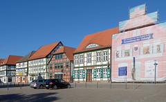 Fotos aus Mecklenburg-Vorpommern - Fachwerkstadt Grabow an der Elde.