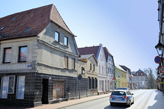 Neustadt-Glewe  ist eine Stadt im Landkreis Ludwigslust-Parchim in Mecklenburg-Vorpommern.