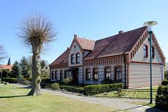 Barnin ist eine Gemeinde im  Landkreis Ludwigslust-Parchim in Mecklenburg-Vorpommern.