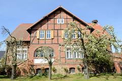 Rühstädt ist eine Gemeinde im Landkreis Prignitz im nordwestlichen Brandenburg. Das Dorf Rühstädt selbst hat circa 240 Einwohner.