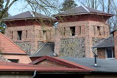 Die Stadt Ludwigslust liegt im Landkreis Ludwigslust-Parchim in Mecklenburg-Vorpommern