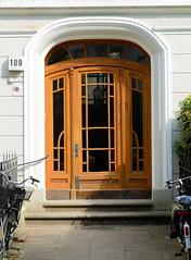 Hamburgbilder aus den Stadtteilen und Bezirken - Fotos aus Hamburg Harvestehude, Bezirk Eimsbüttel.