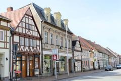 Bad Wilsnack  ist eine Kurstadt und ein historischer Wallfahrtsort im Landkreis Prignitz im Nordwesten Brandenburgs.