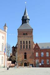 Sternberg ist eine Stadt im Landkreis Ludwigslust-Parchim in Mecklenburg-Vorpommern.