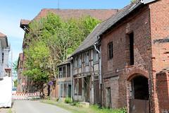 Bilder aus Mecklenburg-Vorpommern - Fachwerkstadt Grabow an der Elde.