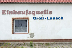 Groß Laasch ist eine Gemeinde im Landkreis Ludwigslust-Parchim in Mecklenburg-Vorpommern.