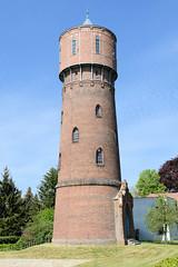 Fotos von der Stadt Lübz an der Müritz-Elde-Wasserstraße in Mecklenburg-Vorpommern.