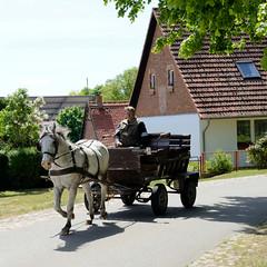 Serrahn ist ein Ortsteil der Gemeinde Kuchelmiß im Landkreis Rostock in Mecklenburg-Vorpommern.