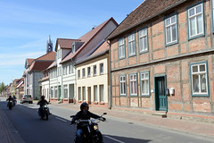 Goldberg ist eine Stadt im Landkreis Ludwigslust-Parchim in Mecklenburg-Vorpommern.
