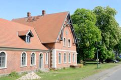 Dobbin ist ein Ortsteil der Gemeinde Dobbin-Linstow im Landkreis Rostock in Mecklenburg-Vorpommern.