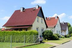 Mestlin ist eine Gemeinde im Landkreis Ludwigslust-Parchim in Mecklenburg-Vorpommern -  Mestlin ist als Storchen- und ehemals sozialistisches Musterdorf bekannt.